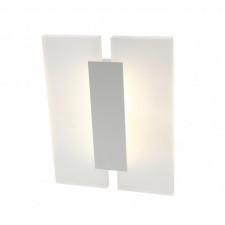 Italux jacob mb1070l kinkiet industrialny oprawa lampa ścienna 1x12w led biały