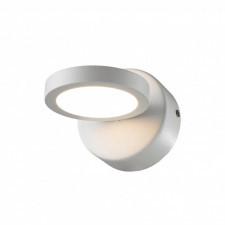 Italux kendra mb1063/1 lampa ścienna kinkiet industrialny oprawa nowoczesna 1x5w led biały