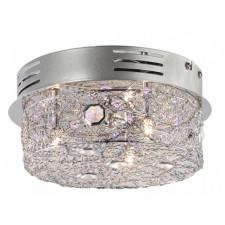 Italux mania mp5580-3 plafon lampa oprawa sufitowa 3x20w chrom/kryształ