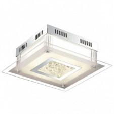 Italux marisa c29528f-1a plafon lampa oprawa sufitowa 4x4w led biały