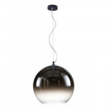 Italux namelo pnd-8332-350-ch lampa sufitowa wisząca bardzo duża 1x60w chrom przydymiony
