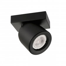 Italux nuora spl-2855-1b-bl reflektorek 1xgu10 czarny