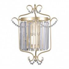 Italux rinaldo wl-33057-1-ch.g lampa ścienna kinkiet dekoracyjny 1x40w kryształ