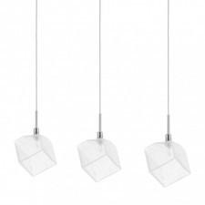 Italux zen md13026003-3a lampa sufitowa wisząca 3x28w chrom