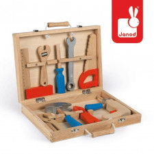 Janod walizka z narzędziami brico 'kids