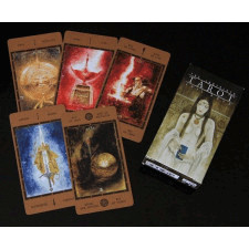 Karty tarota - tarot the labyrinth - luis royo