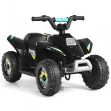 Quad dla dzieci elektryczny na akumulator 4,6 km/h