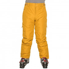 Spodnie narciarskie męskie roscrea tp50 trespass golden brown - l