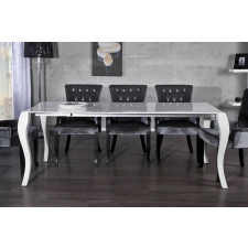 Stół rozkładany 170-230x85cm lorenzo biały