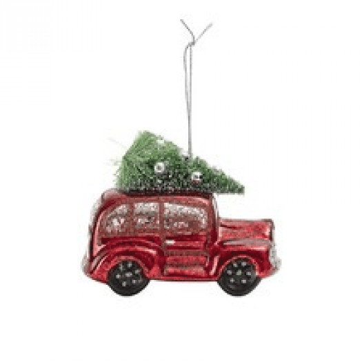 Bombka car red bloomingville