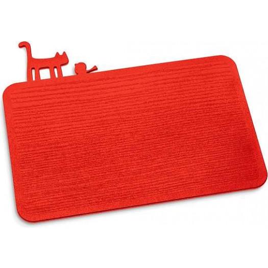 Deska do krojenia pi:p organic czerwona