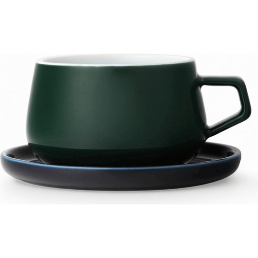 Filiżanka do herbaty ella zielona