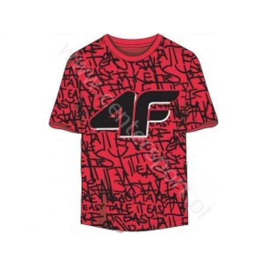 Koszulka juniorska 4f z20jtsm004a