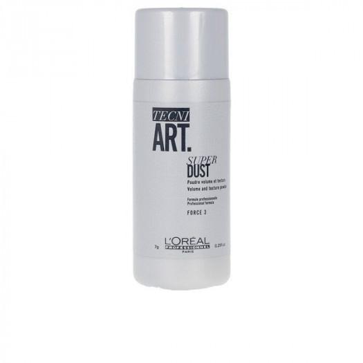Lakiero do włosów tecni art super dust l'oréal paris głośność (7 g)