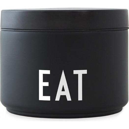 Lunchbox termiczny eat mały czarny