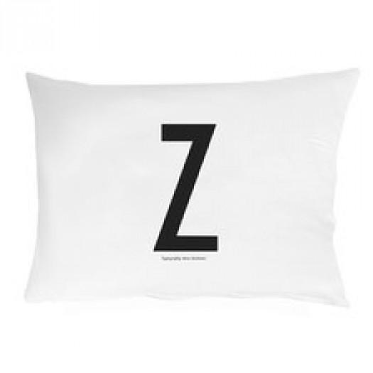 Poszewka na poduszkę litera z design letters