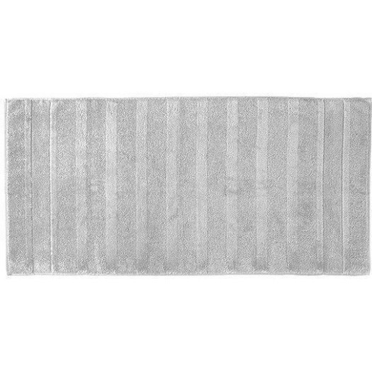 Ręcznik 100x50 noblesse gładki srebrny