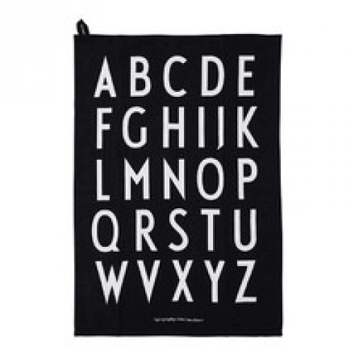 Ręcznik kuchenny aj design letters
