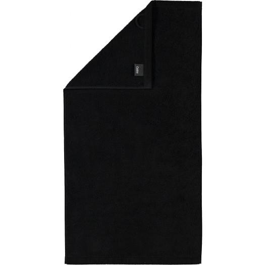 Ręcznik lifestyle sport gładki 50 x 100 cm czarny