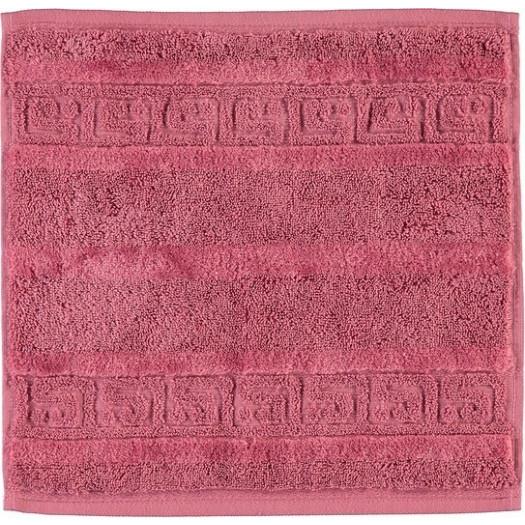 Ręcznik noblesse 30 x 30 cm różany