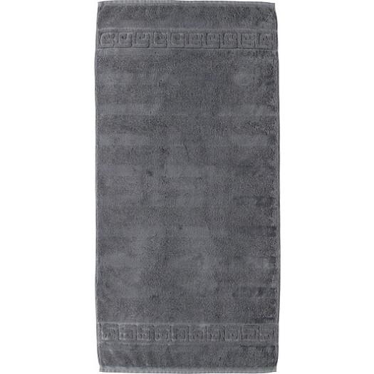 Ręcznik noblesse 60 x 110 cm antracytowy