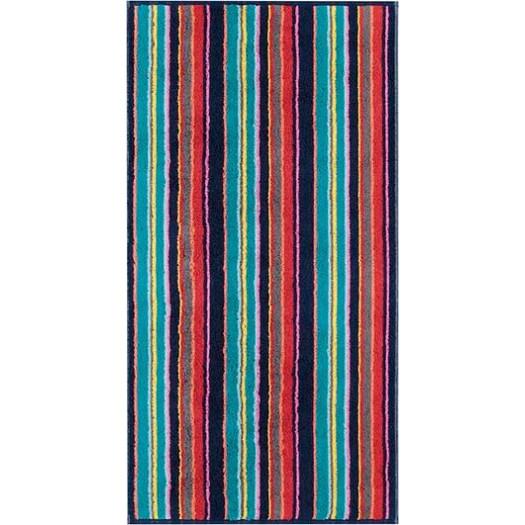 Ręcznik opal w wąskie pasy 50 x 100 cm