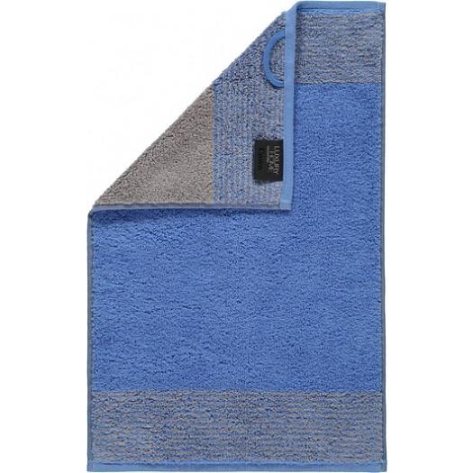 Ręcznik two-tone 30 x 50 cm niebieski