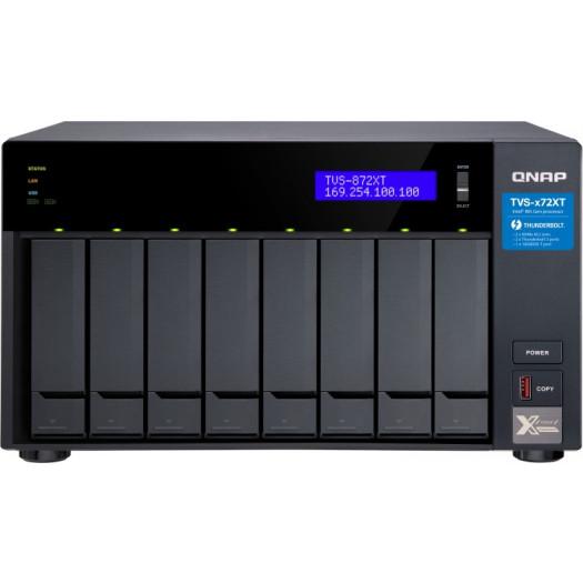 Sieciowy serwer plików nas qnap tvs-872xt-i5-16g - możliwość montażu - zadzwoń: 34 333 57 04 - 37 sk